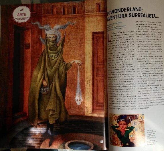 ...publicado en la revista chilango de octubre...