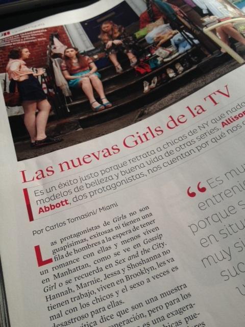 Entrevista realizada en marzo de 2013 en Miami y publicada en la revista Quién del 1 de abril de 2013.