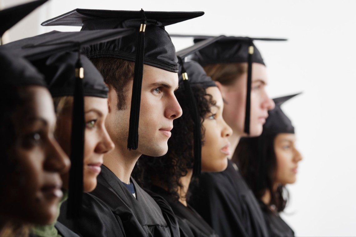 En México hay poco más de 2 millones de estudiantes universitarios.