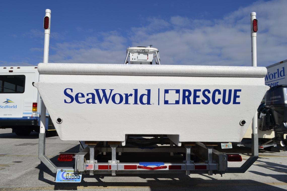 SeaWorld Carlos Tomasini